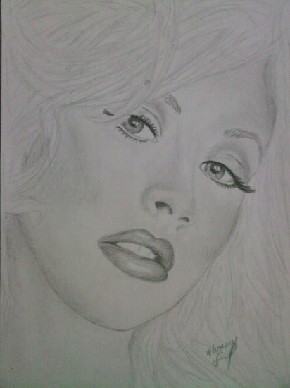 Christina Aguilera by Vanesa.S